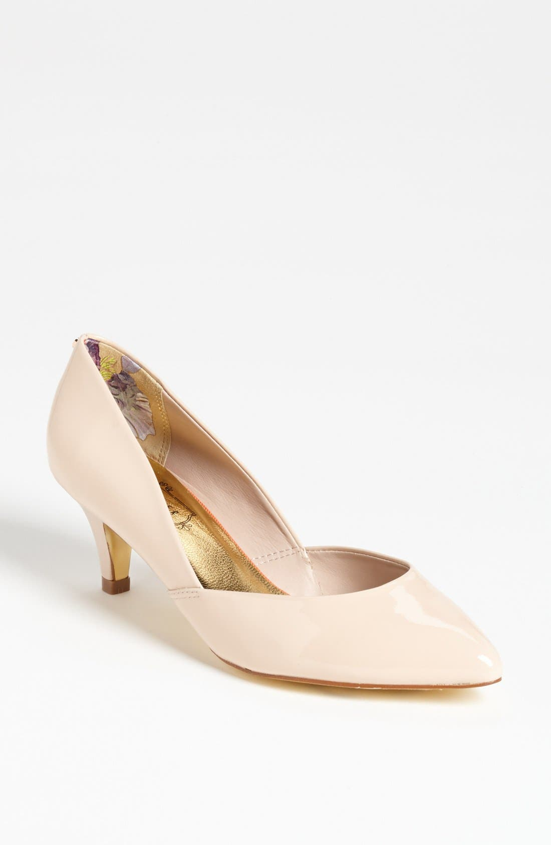 Alternate Image 1 Selected - Ted Baker London 'Harrisia' Pump