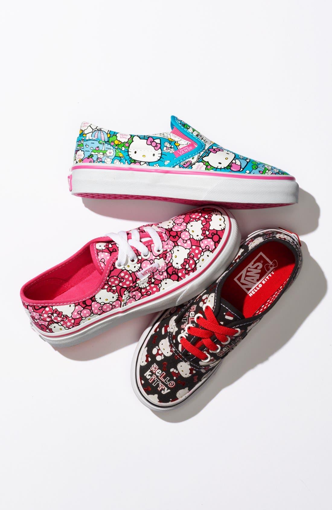 Alternate Image 5  - Vans 'Hello Kitty®' Sneaker (Baby, Walker, Toddler, Little Kid & Big Kid)