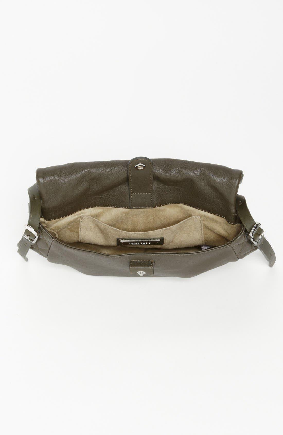 Alternate Image 3  - Jimmy Choo 'Becka Biker - Small' Leather Crossbody Bag