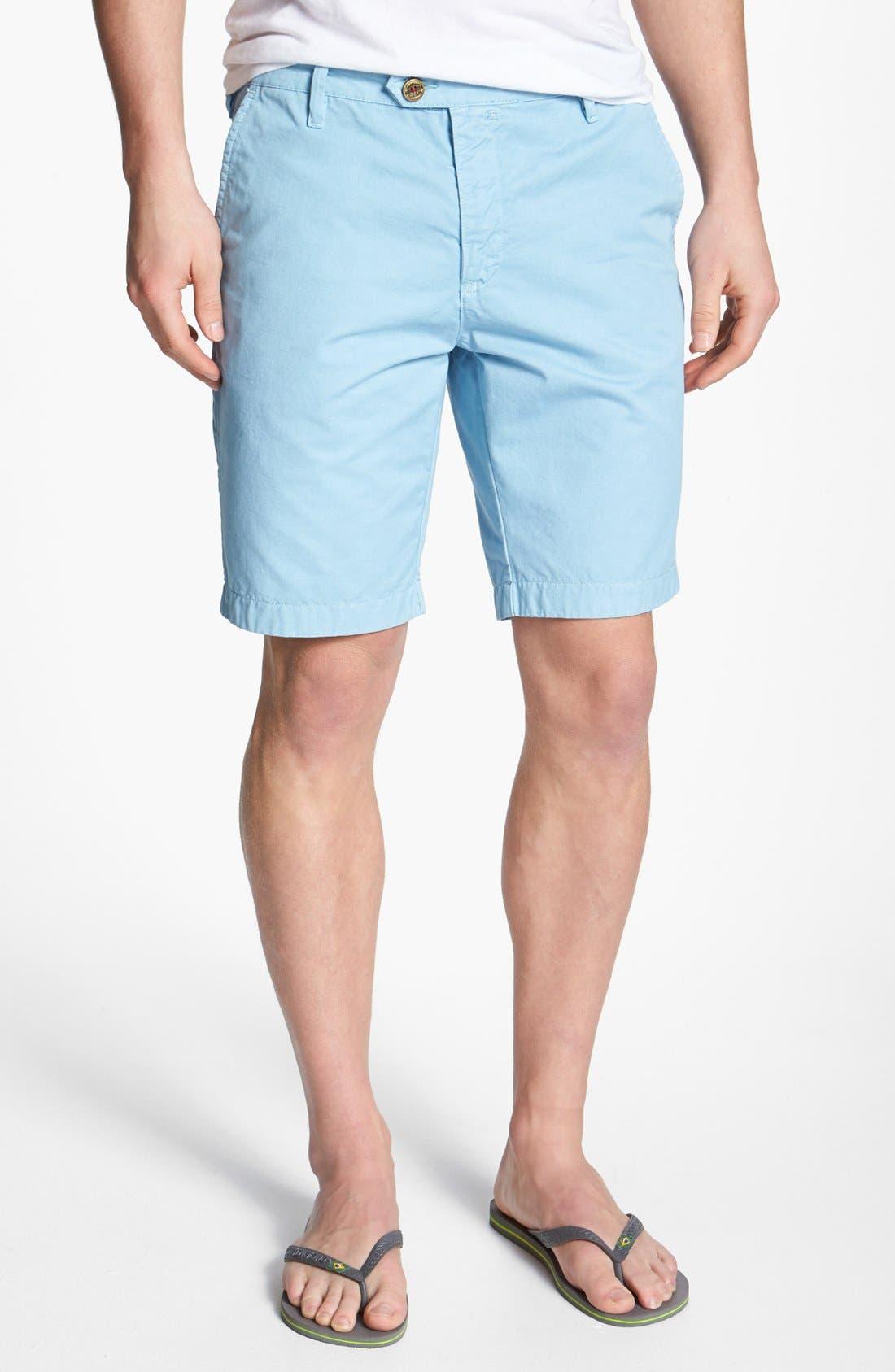 Alternate Image 1 Selected - Ted Baker London 'Lokhart' Chino Shorts