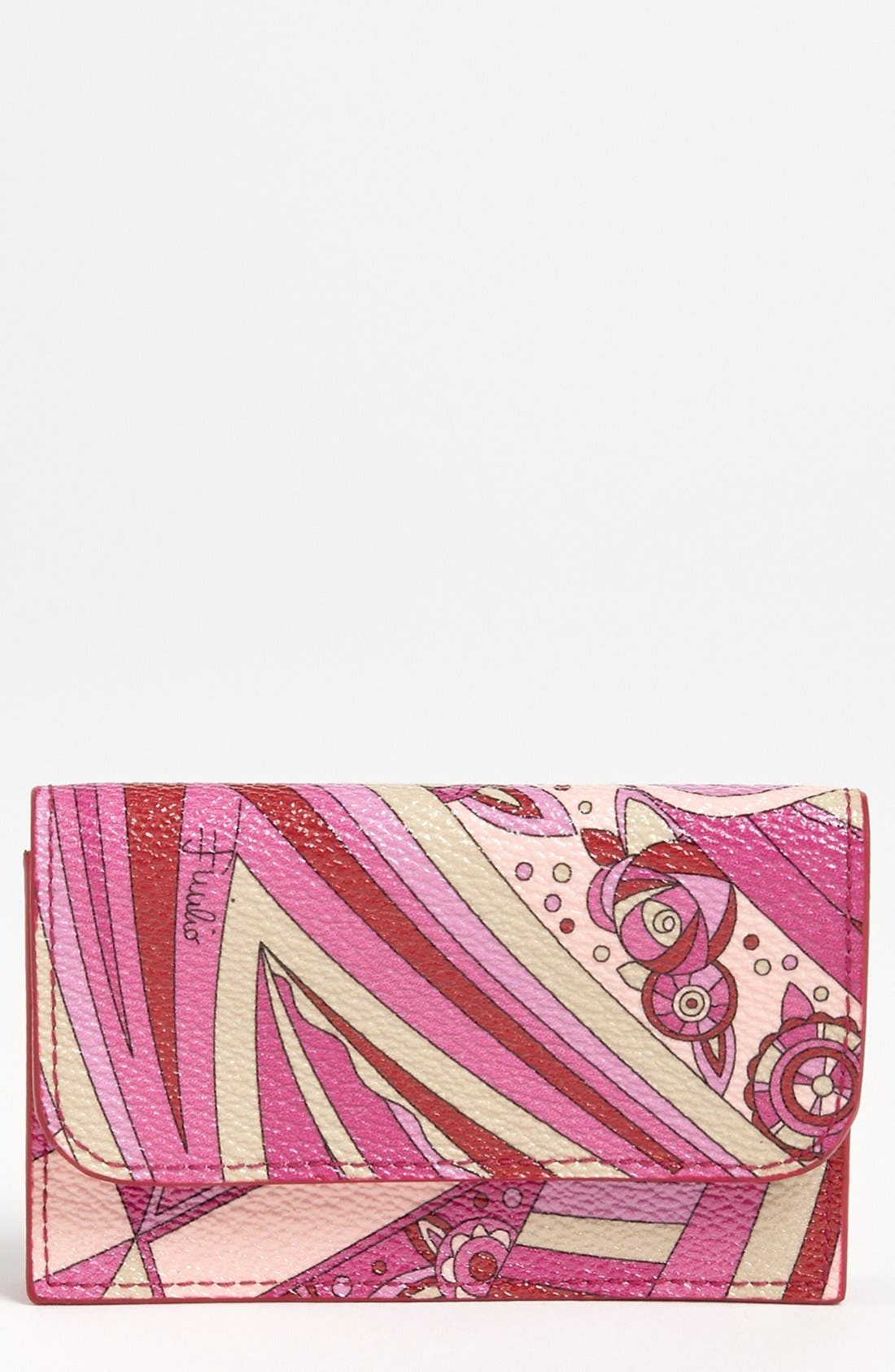 Alternate Image 1 Selected - Emilio Pucci 'Baby Chicago' Coin Purse