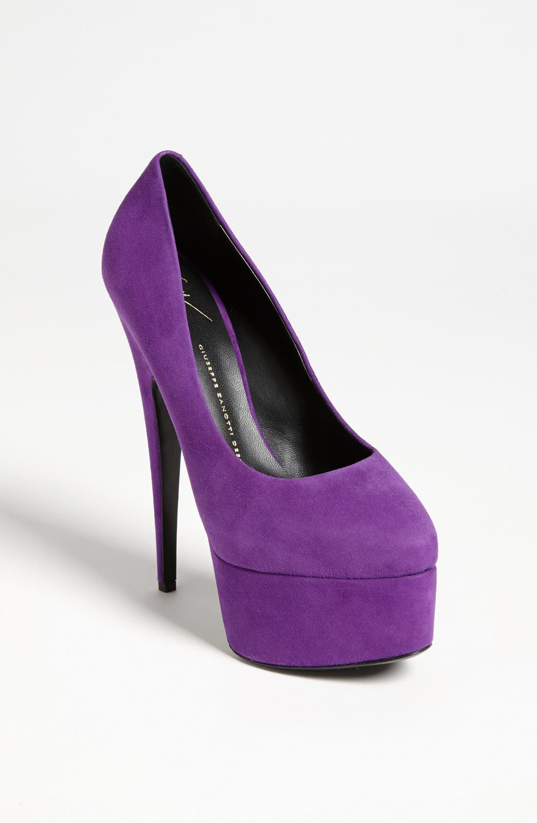 Alternate Image 1 Selected - Giuseppe Zanotti Platform Pump