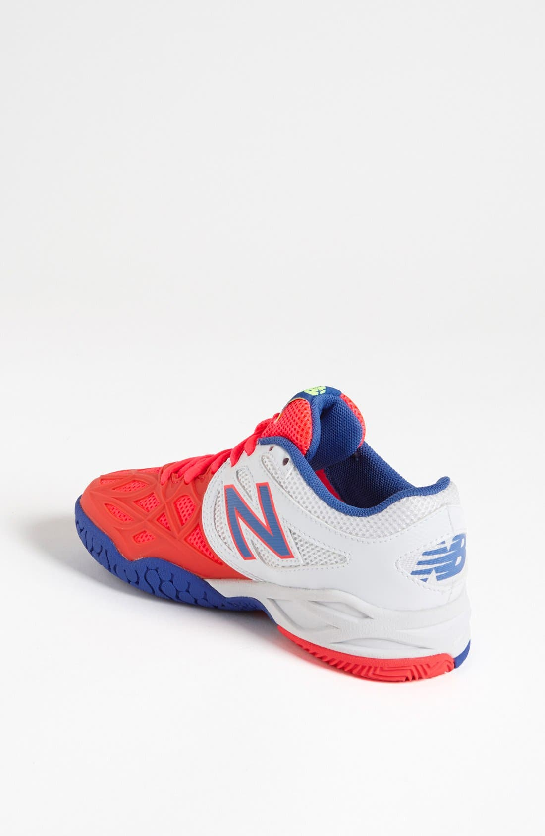 Alternate Image 2  - New Balance Tennis Shoe (Toddler, Little Kid & Big Kid)