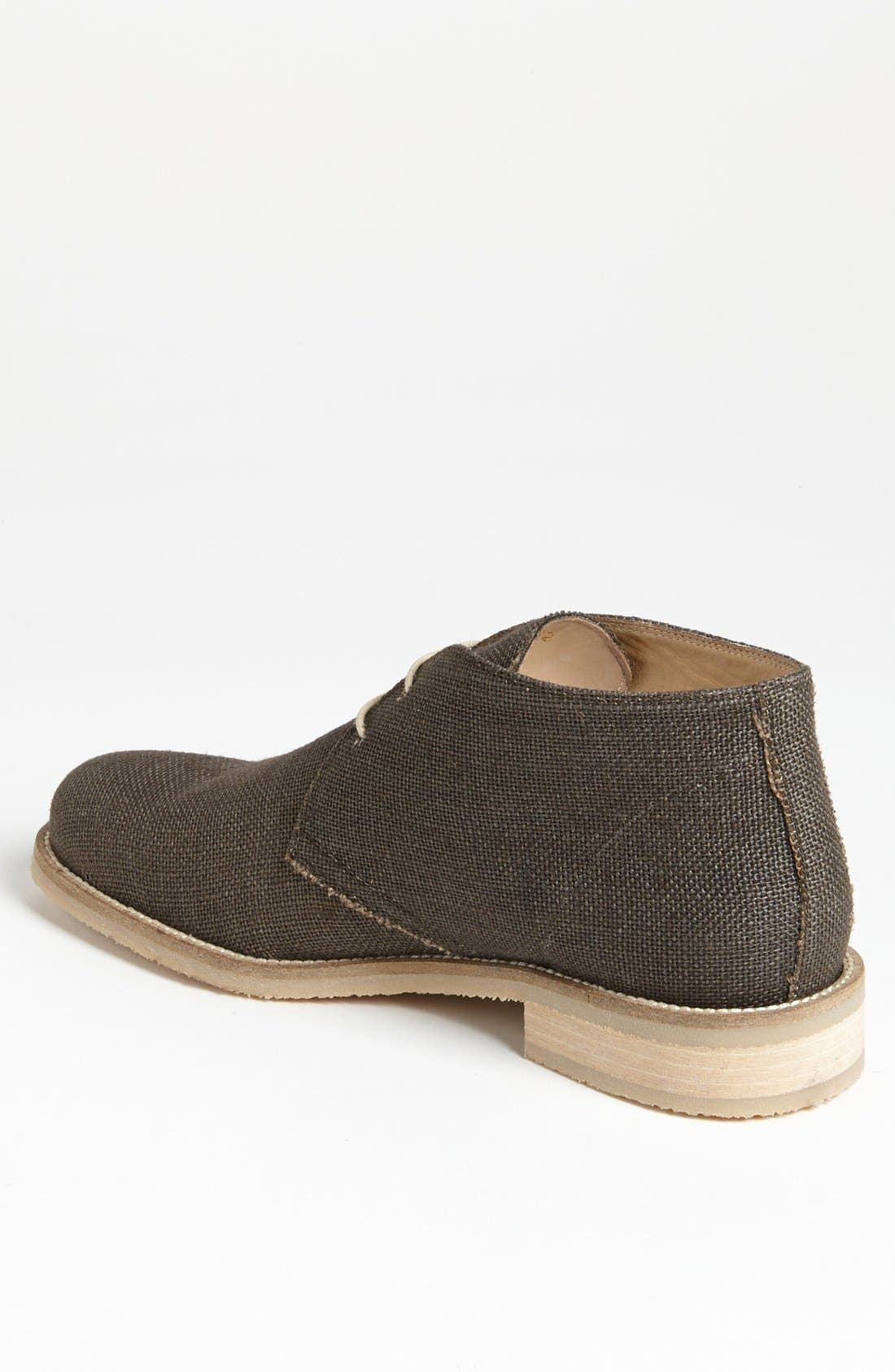 Alternate Image 2  - Thomas Dean Linen Chukka Boot