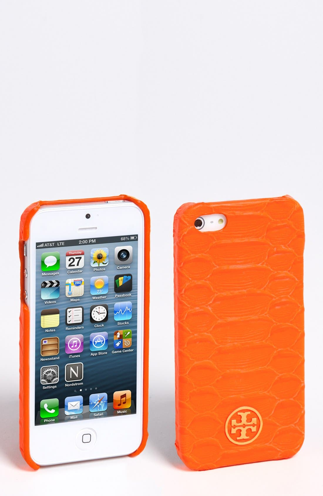 Alternate Image 1 Selected - Tory Burch iPhone 5 Case
