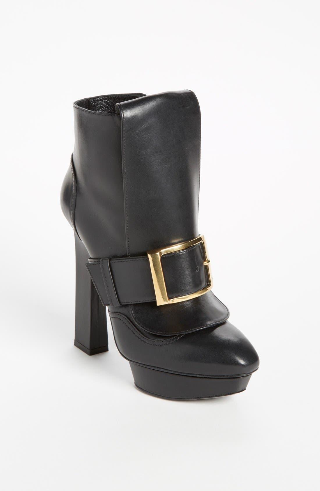 Main Image - Alexander McQueen Buckle Boot