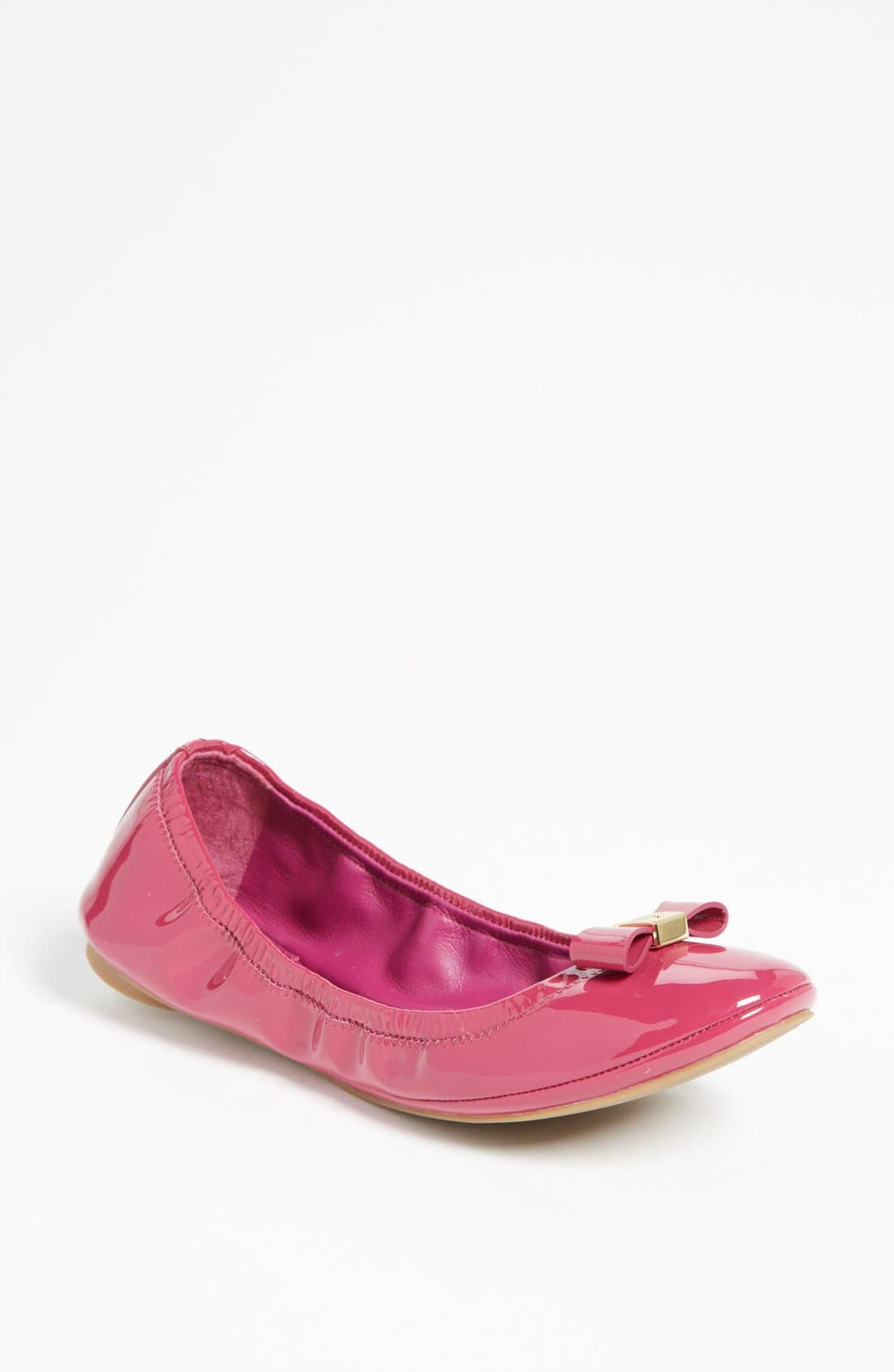 Alternate Image 1 Selected - Tory Burch 'Eddie' Flat