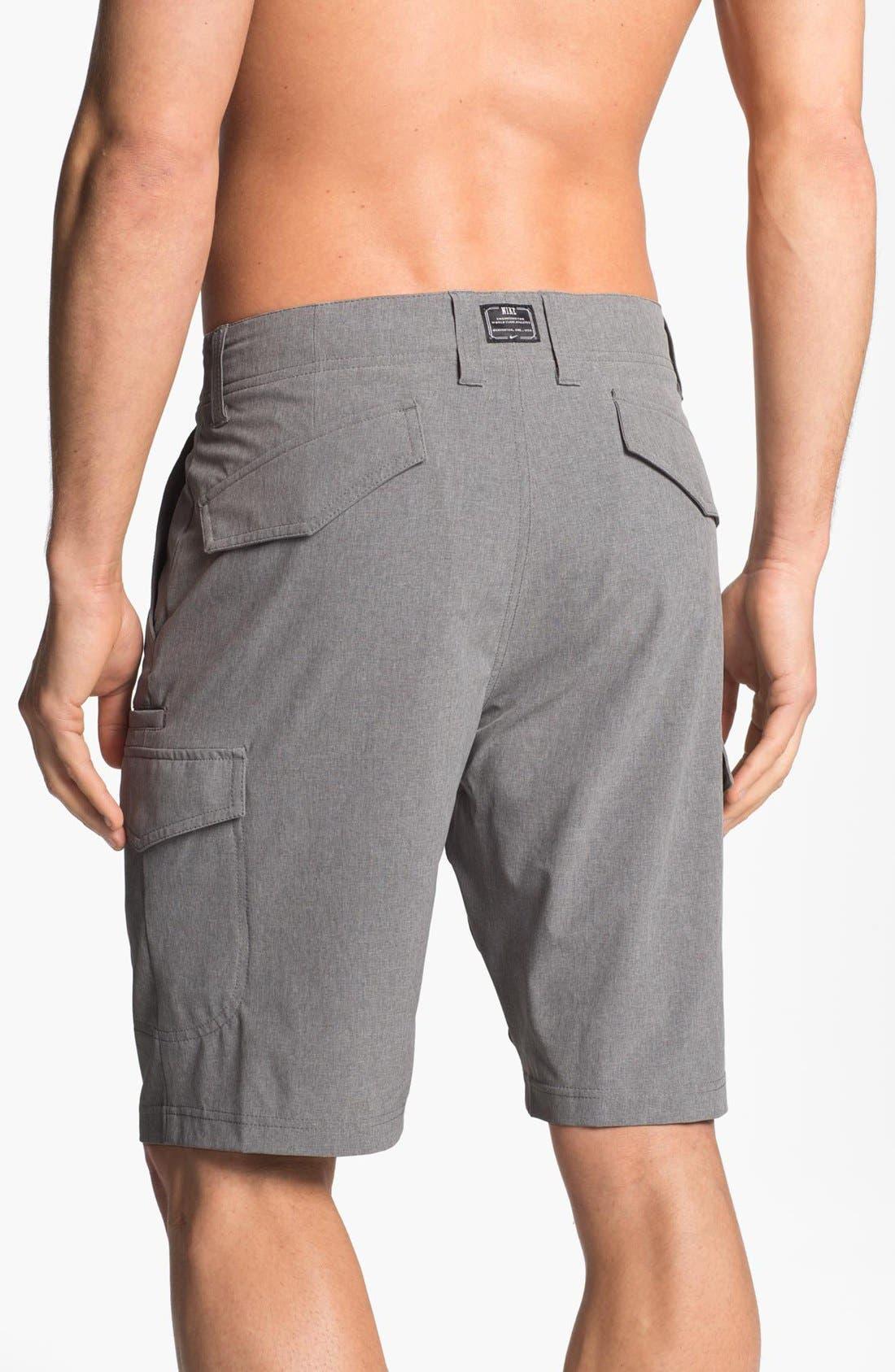 Alternate Image 2  - Nike 'Hawthorne P60' Hybrid Cargo Shorts
