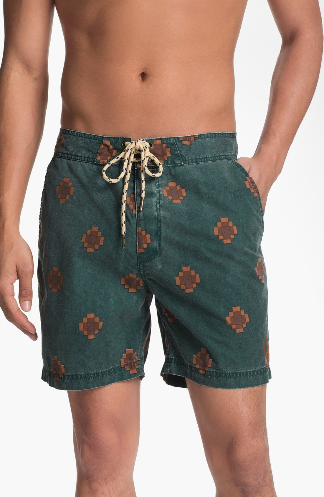 Alternate Image 1 Selected - ZANEROBE 'Zen' Board Shorts