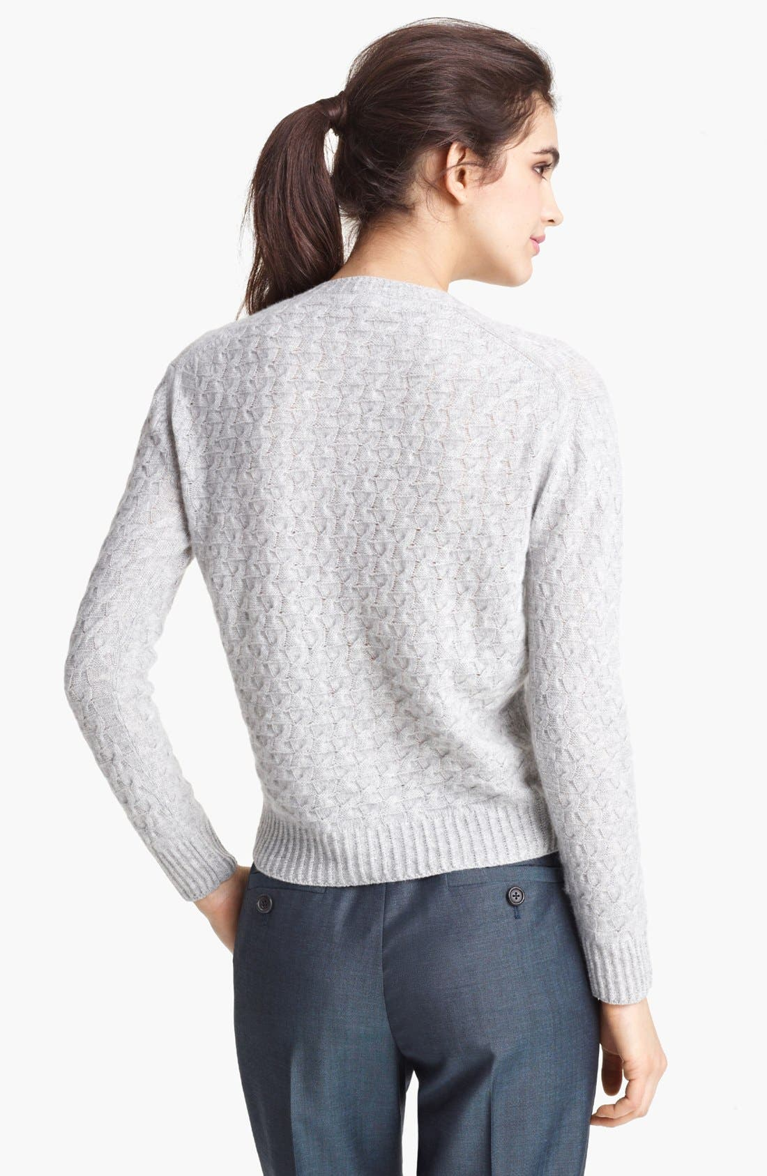 Alternate Image 2  - MARC JACOBS V-Neck Cashmere Sweater
