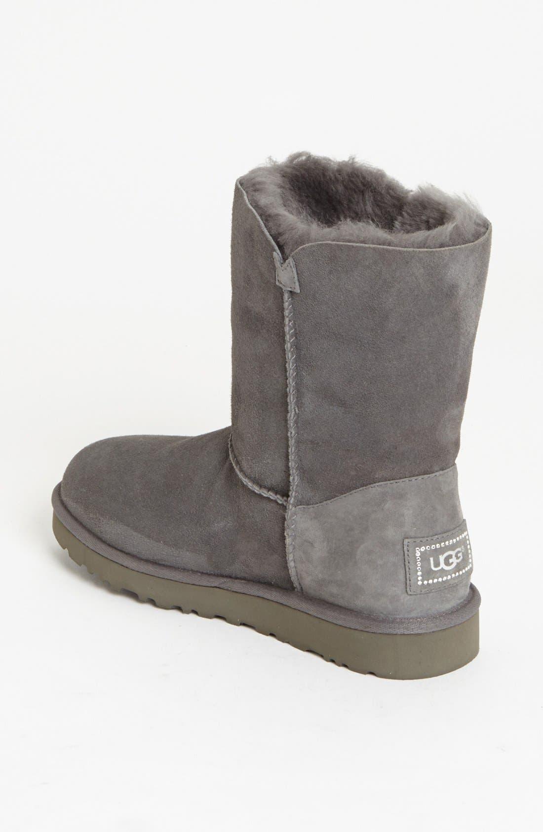 Alternate Image 2  - UGG® Australia 'Bailey Button Bling' Boot (Women)