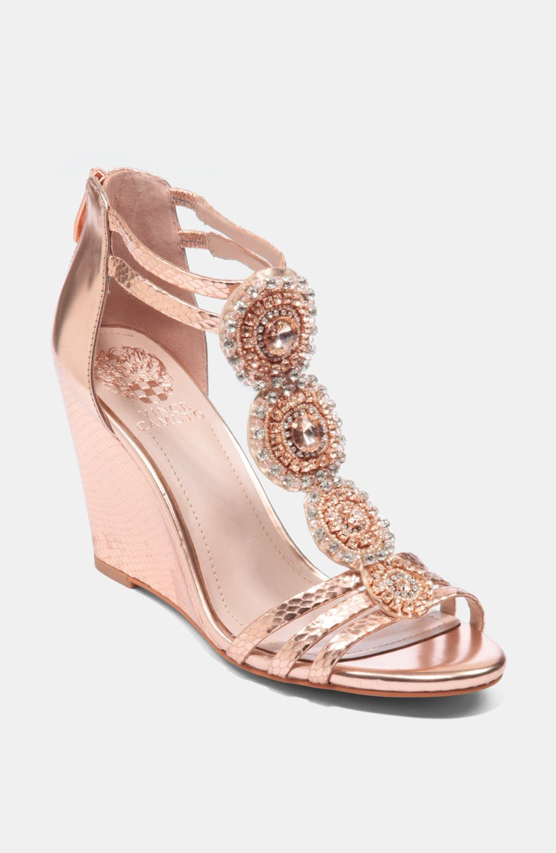 Alternate Image 1 Selected - Vince Camuto 'Zimily' Sandal