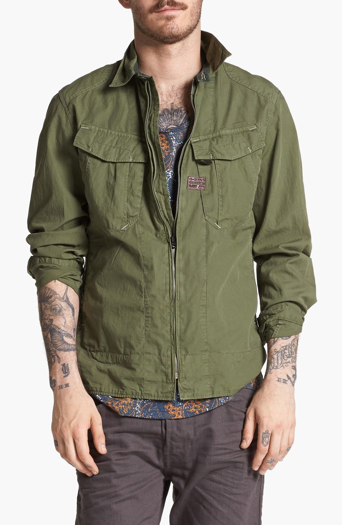 Alternate Image 1 Selected - G-Star Raw 'West' Lightweight Jacket