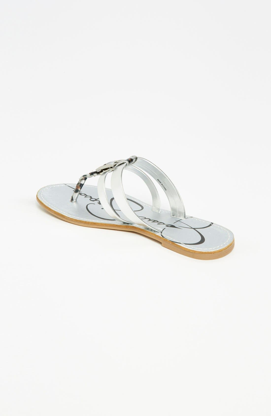 Alternate Image 2  - Jessica Simpson 'Nev' Sandal (Toddler, Little Kid & Big Kid)