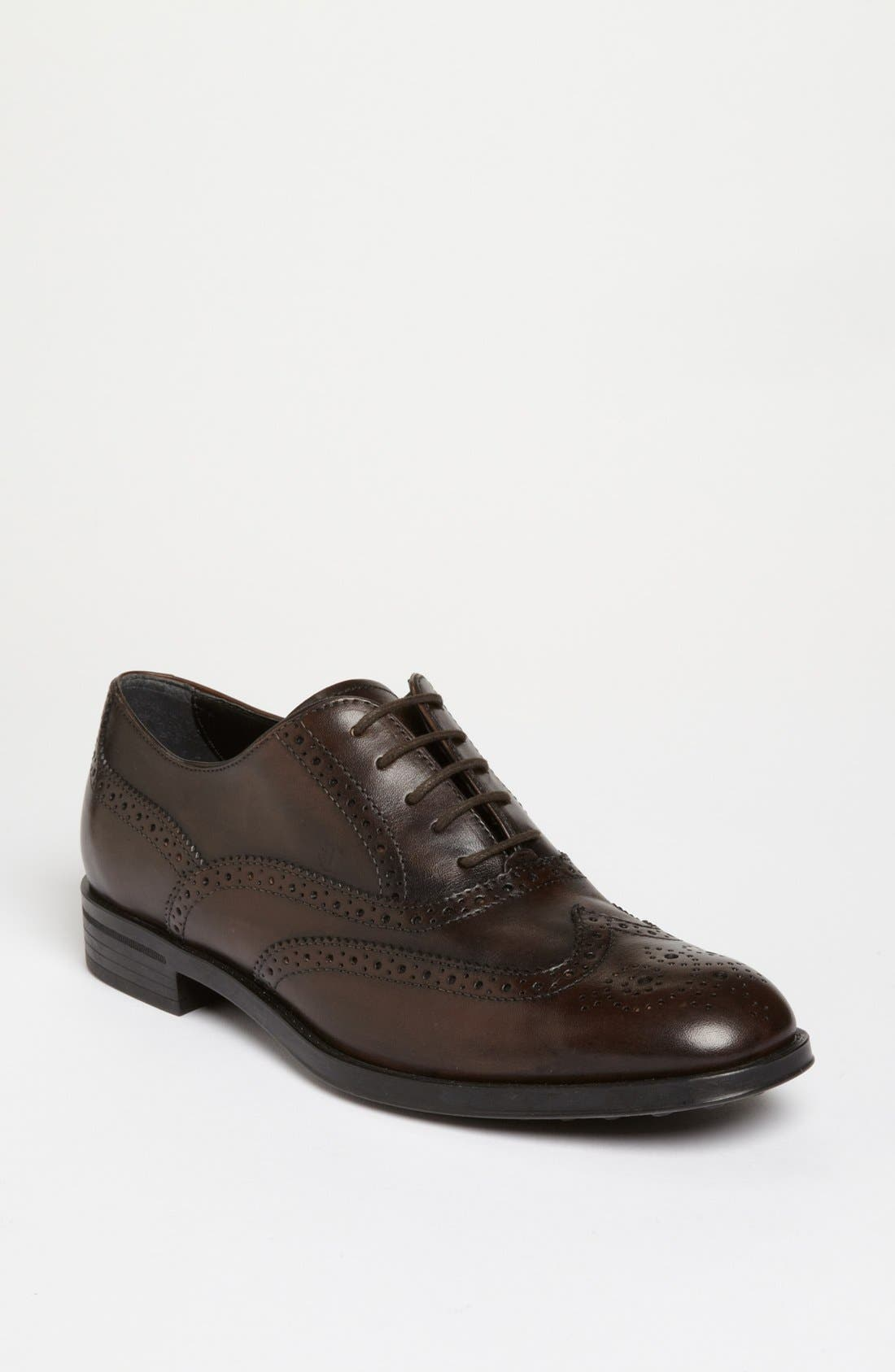Alternate Image 1 Selected - Tod's Wingtip Oxford