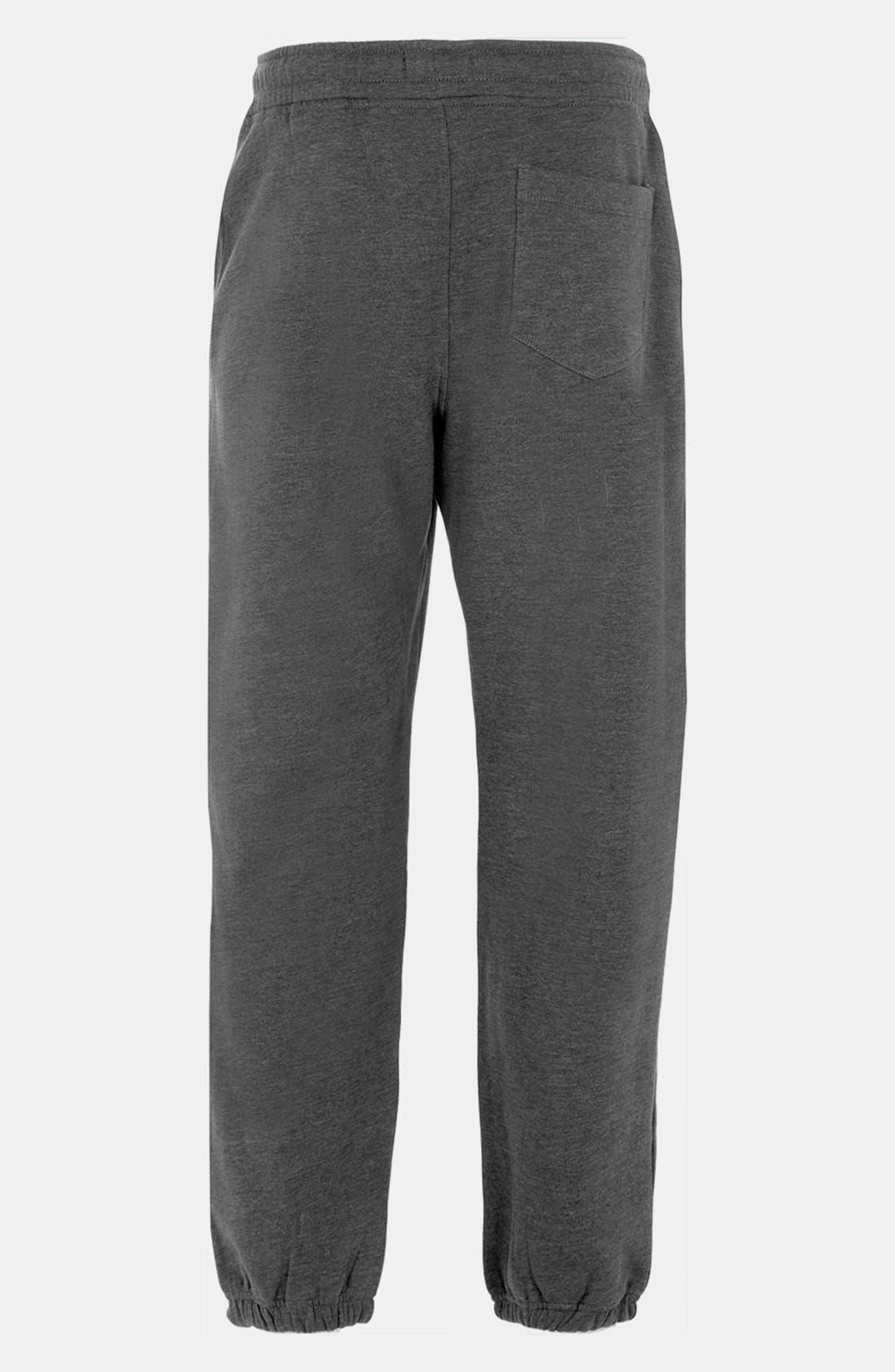 Alternate Image 2  - Topman 'Macho' Athletic Pants