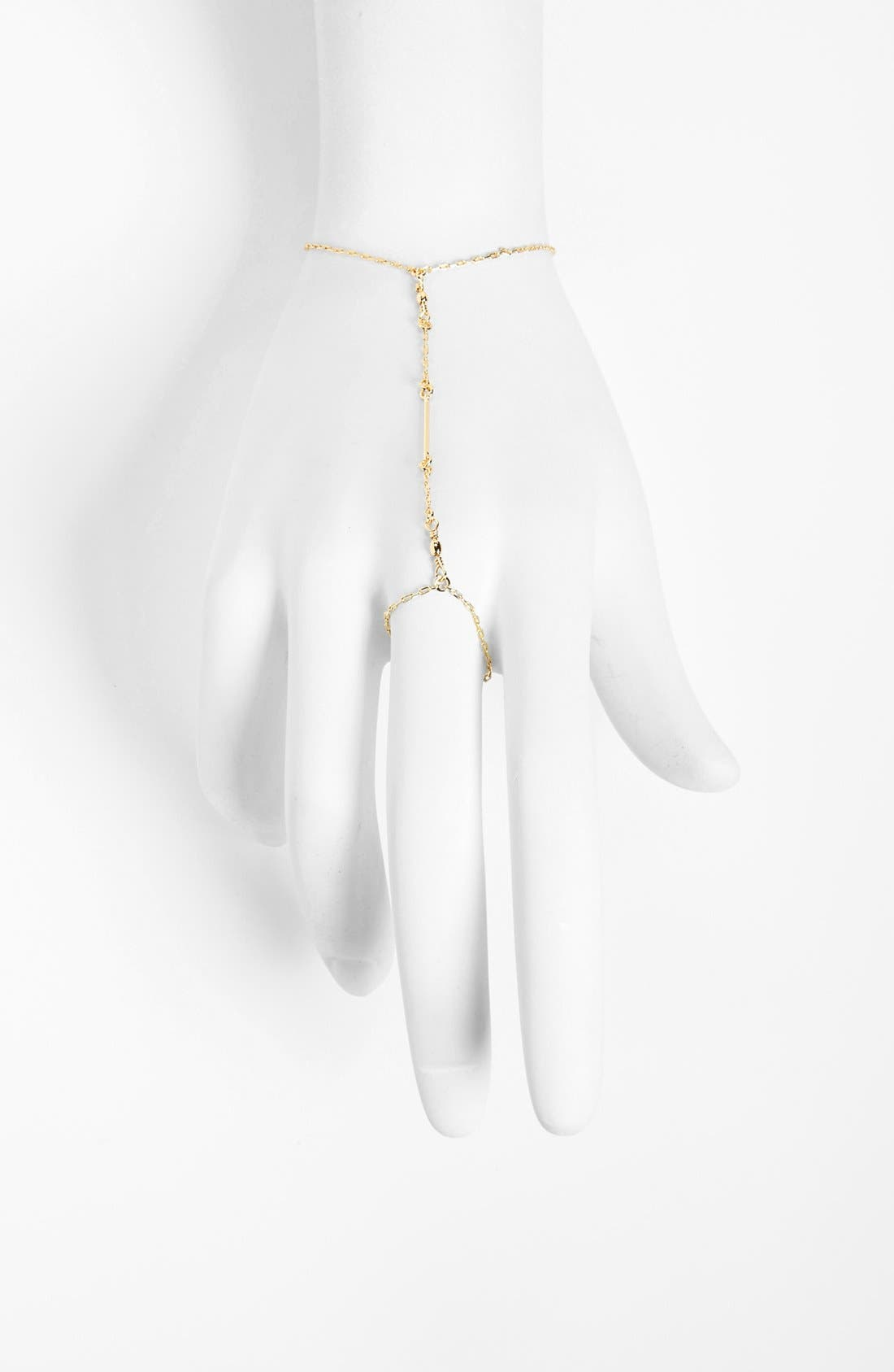 Alternate Image 1 Selected - Rachel Hand Chain