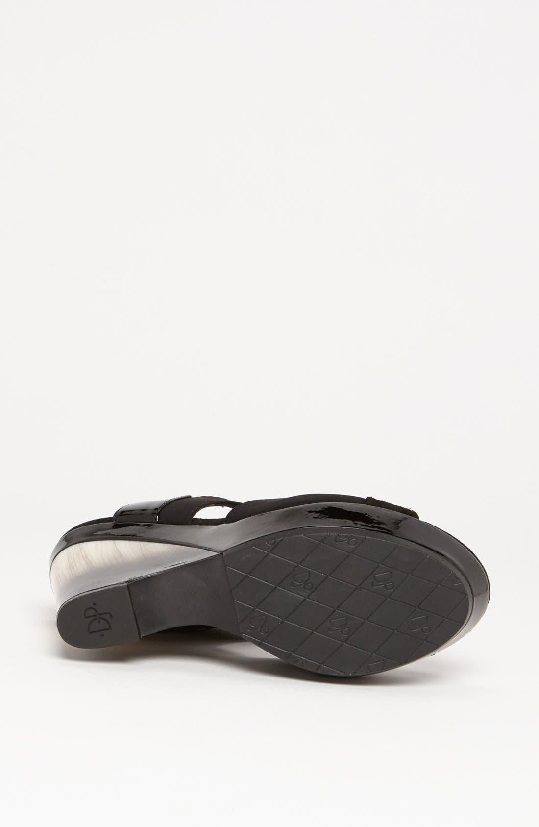 Alternate Image 4  - Donald J Pliner 'Dyno' Sandal
