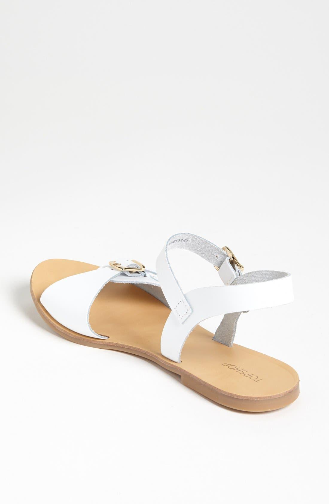 Alternate Image 2  - Topshop 'Helter' Sandal