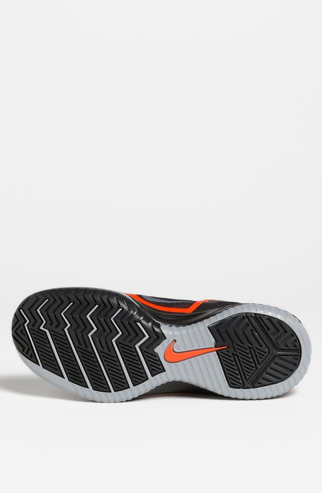 Alternate Image 4  - Nike 'Zoom HyperFranchise XD' Basketball Shoe (Men)