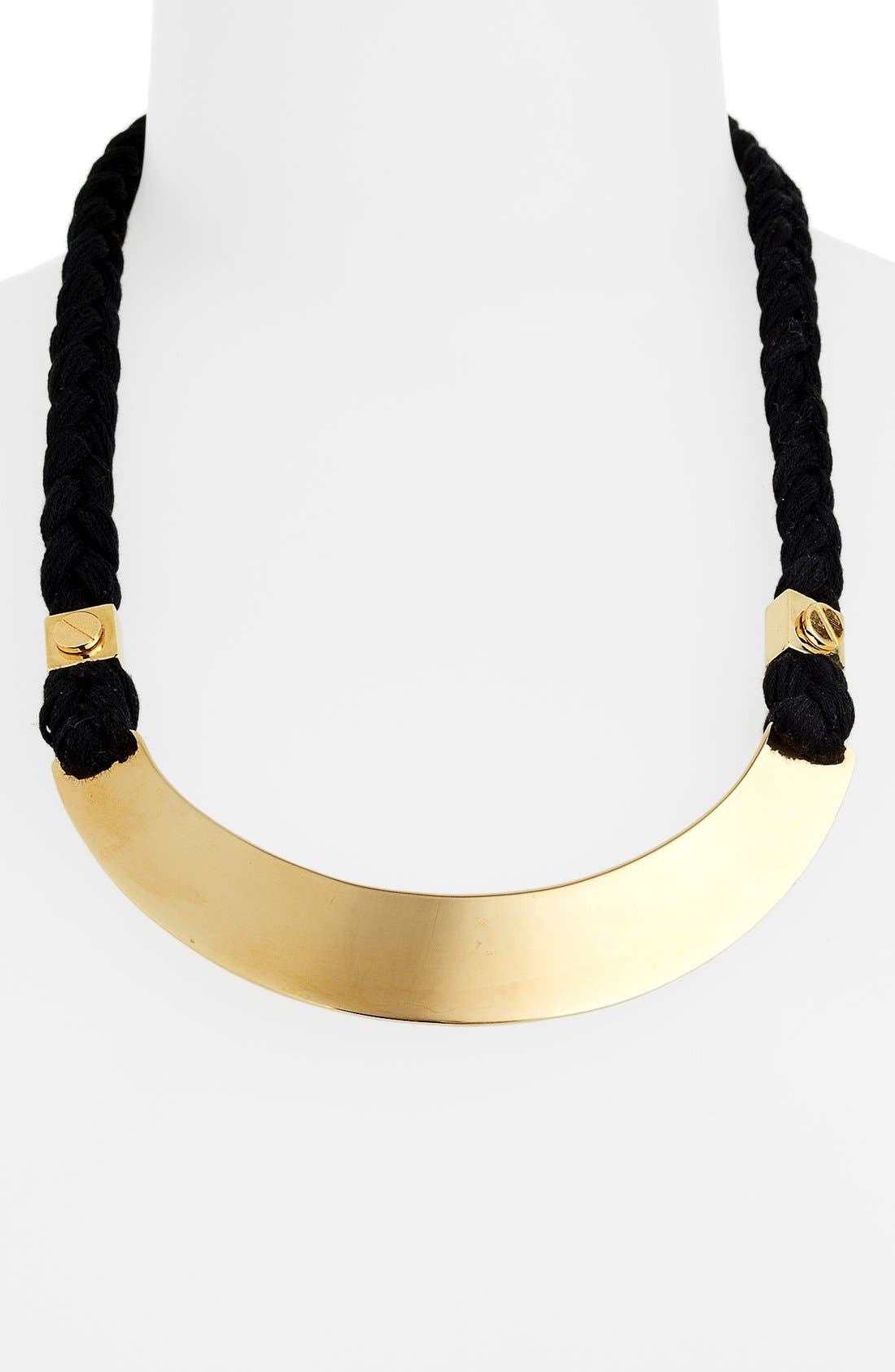 Alternate Image 1 Selected - Tory Burch Bib Necklace