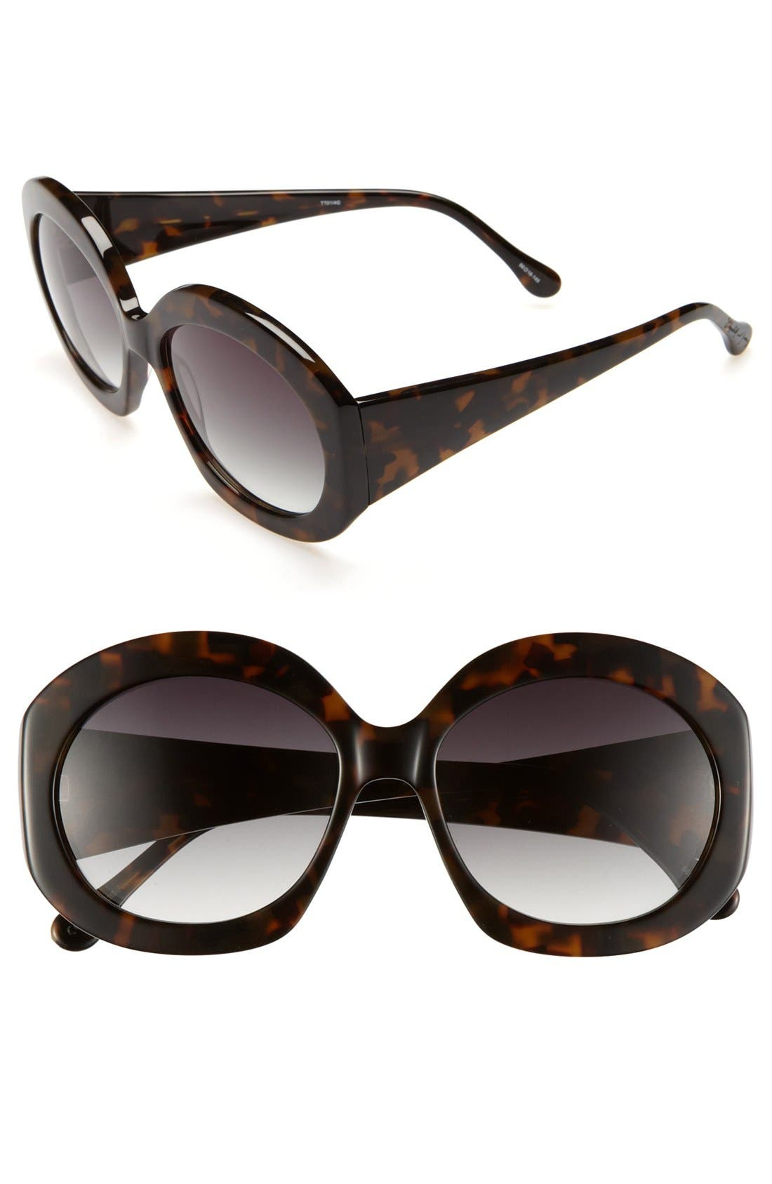 Main Image - Elizabeth and James 'Fenway' 56mm Sunglasses