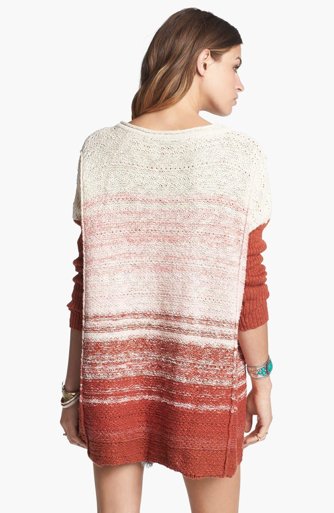 Alternate Image 2  - Free People 'Po' Textured Sweater