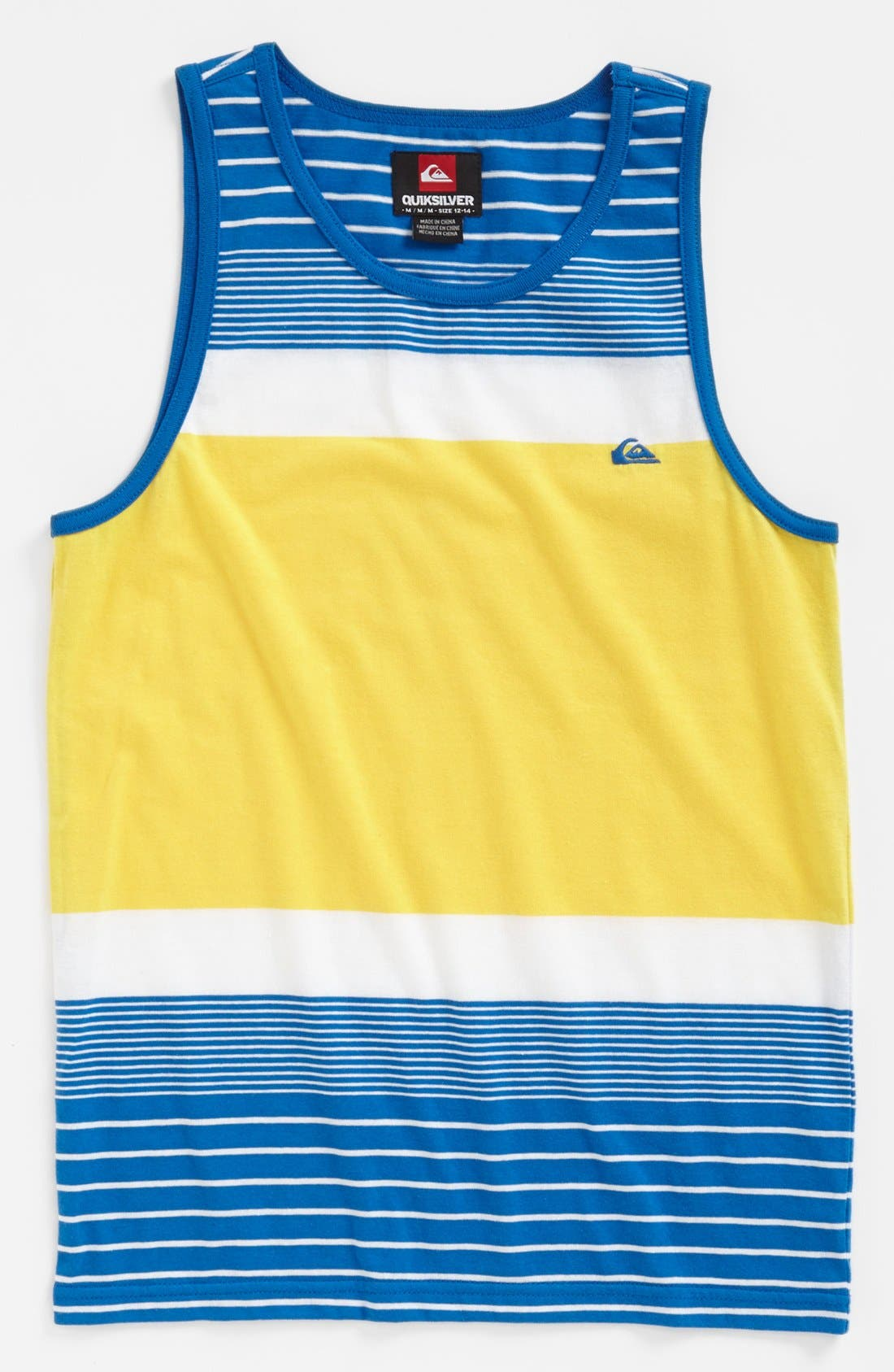 Main Image - Quiksilver 'Crush Groove' Tank (Little Boys)