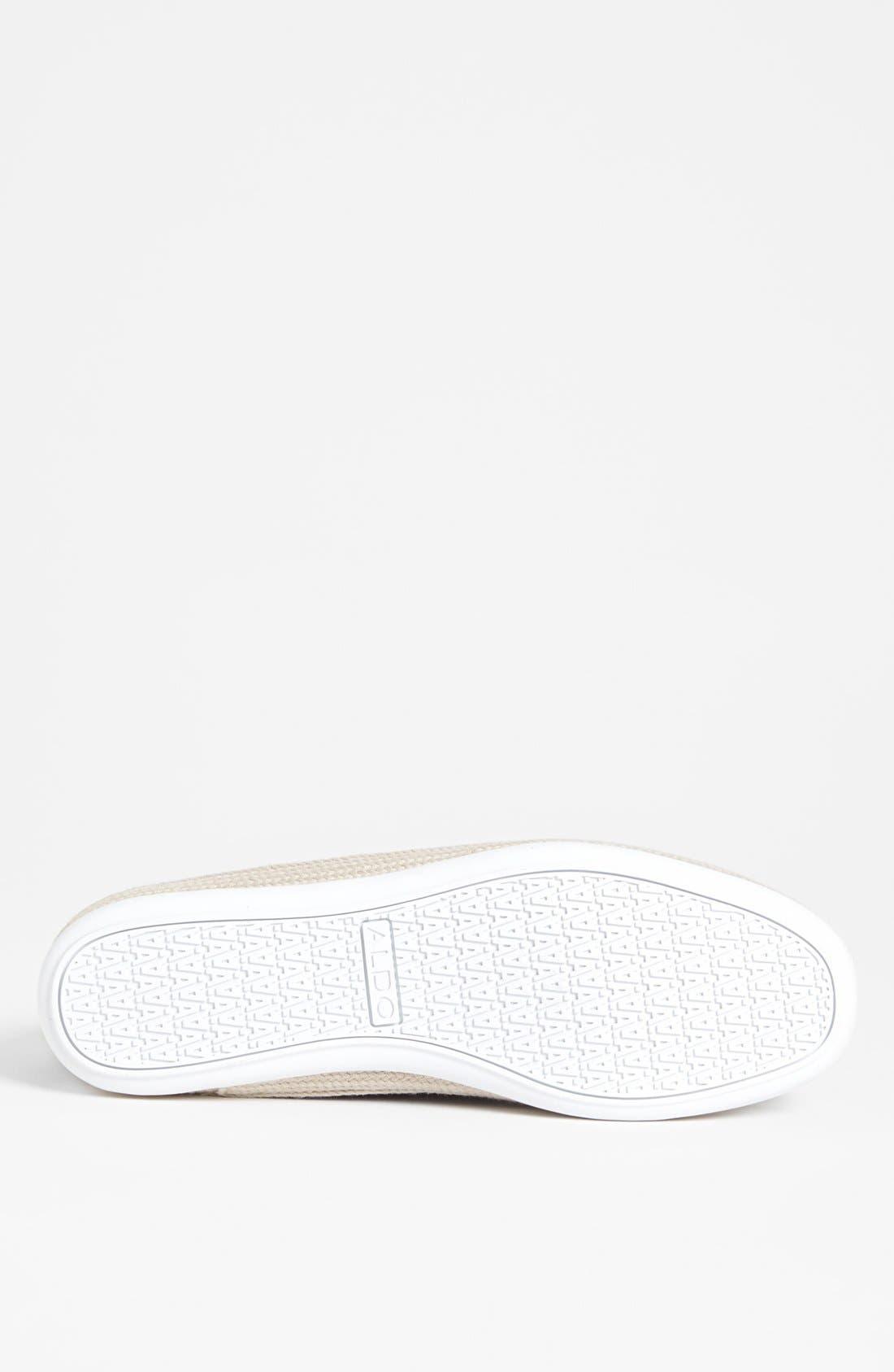 Alternate Image 4  - ALDO 'Stein' Sneaker