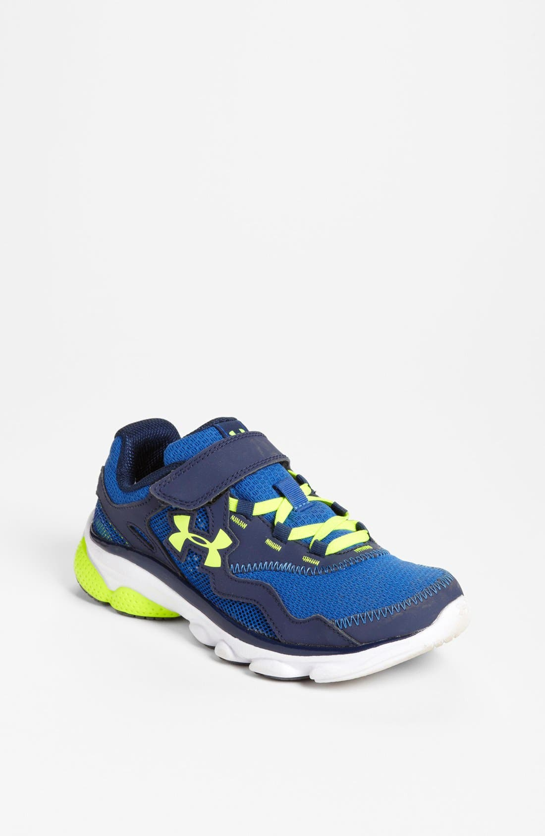 Main Image - Under Armour 'Assert III' Athletic Shoe (Baby, Walker, Toddler & Little Kid)