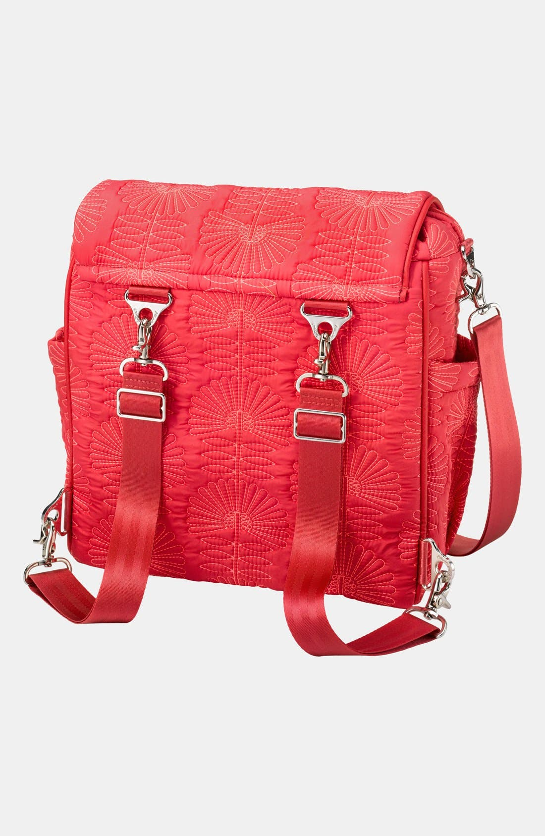 Alternate Image 3  - Petunia Pickle Bottom 'Embossed Boxy' Backpack Diaper Bag
