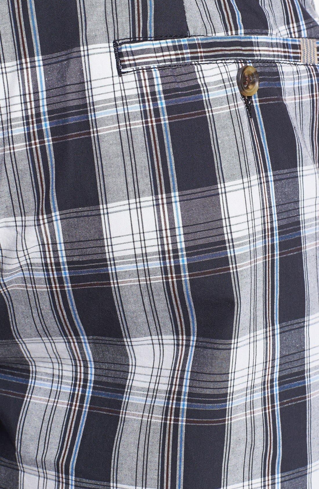 Alternate Image 3  - Wallin & Bros. 'Lanspur' Shorts
