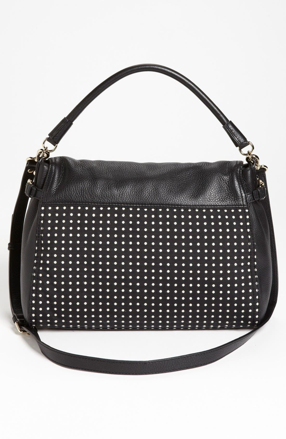 Alternate Image 4  - kate spade new york 'cobble hill - dot little minka' satchel, large
