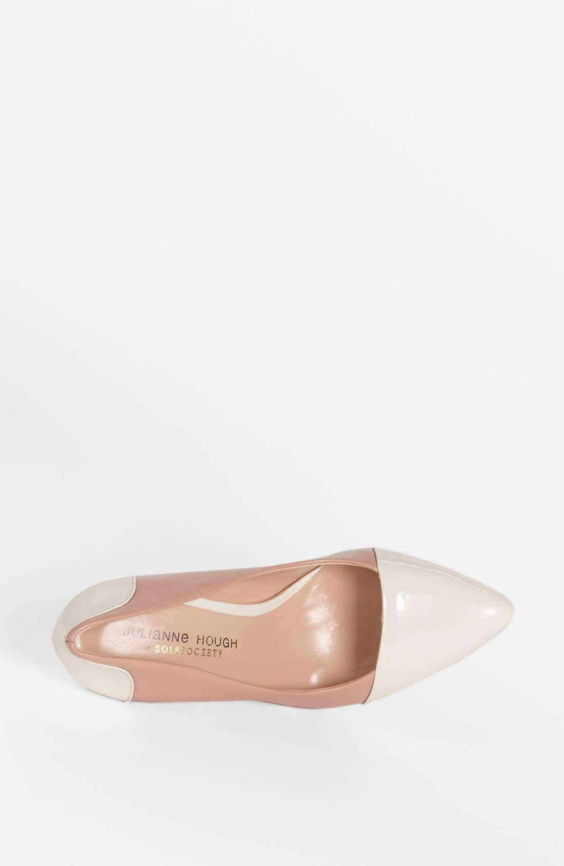 Alternate Image 3  - Julianne Hough for Sole Society 'Blakeley' Pump