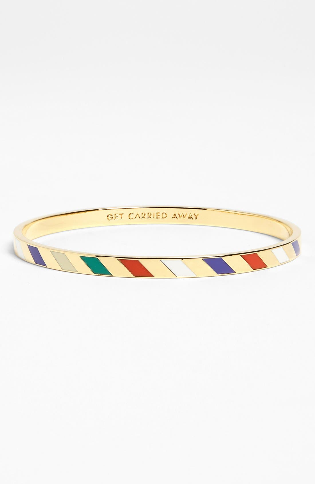 Alternate Image 1 Selected - kate spade new york 'idiom - get carried away' bangle