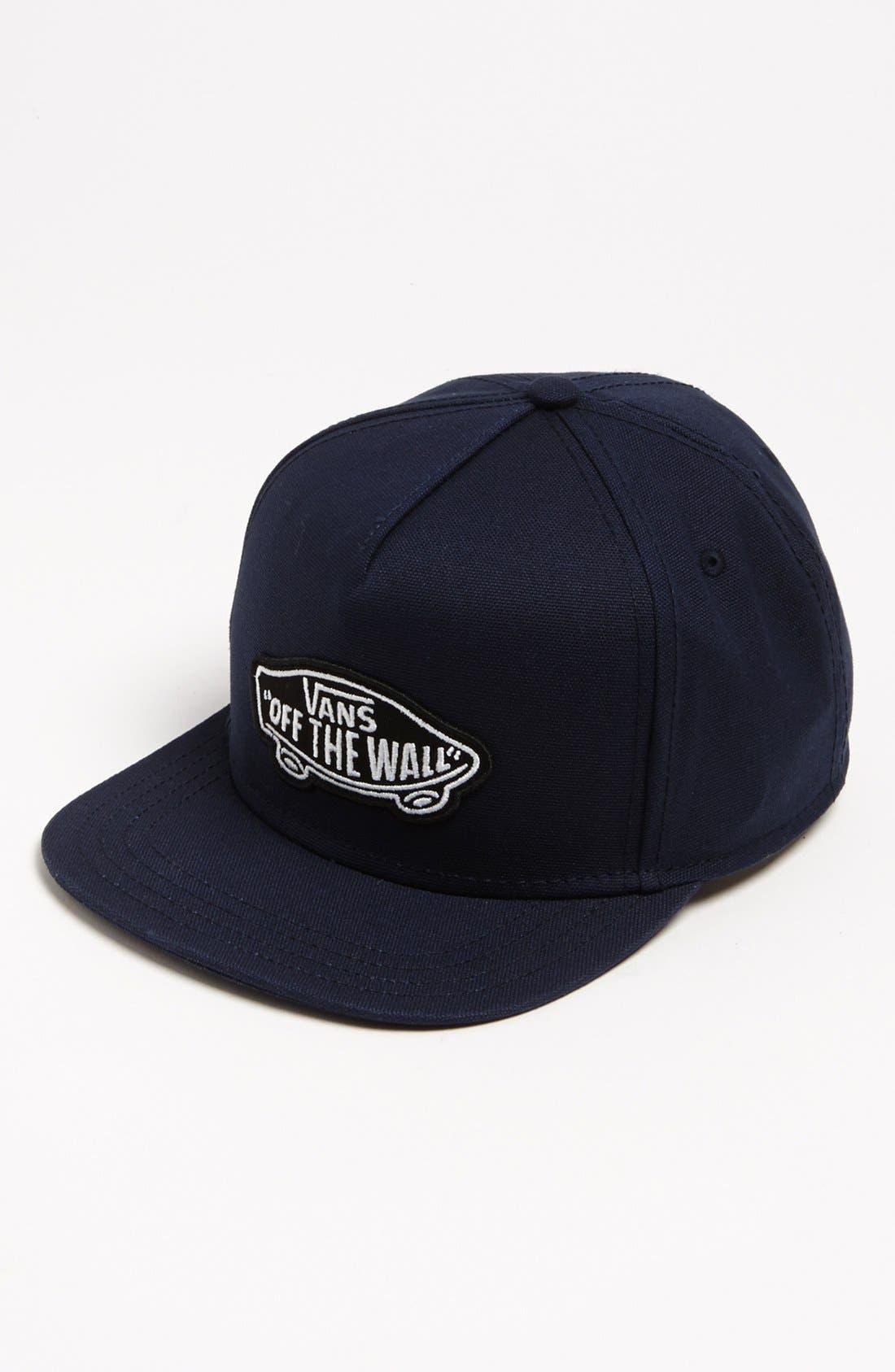 Alternate Image 1 Selected - Vans Classic Patch Trucker Hat
