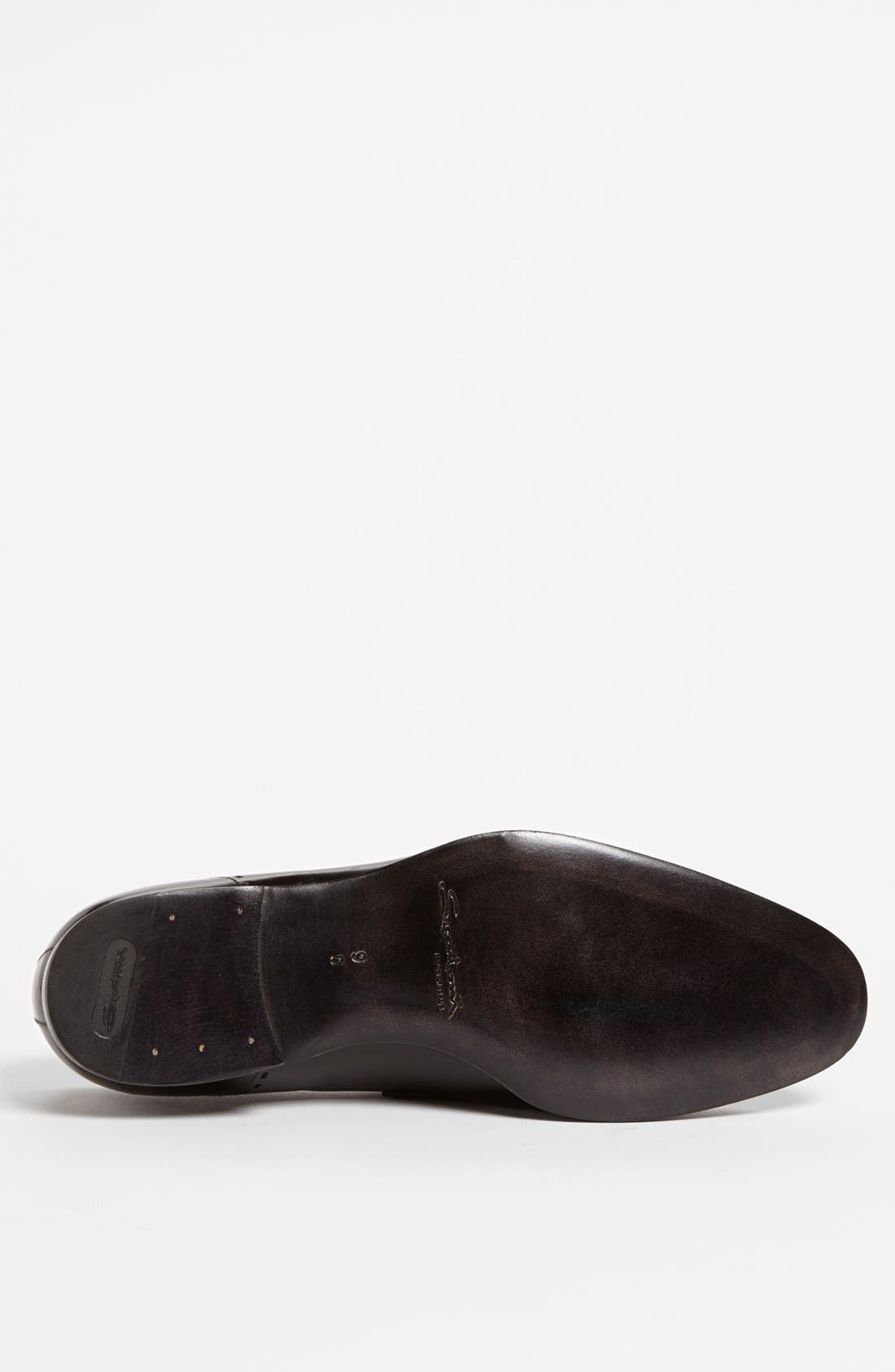 Alternate Image 4  - Santoni 'Piermont' Loafer