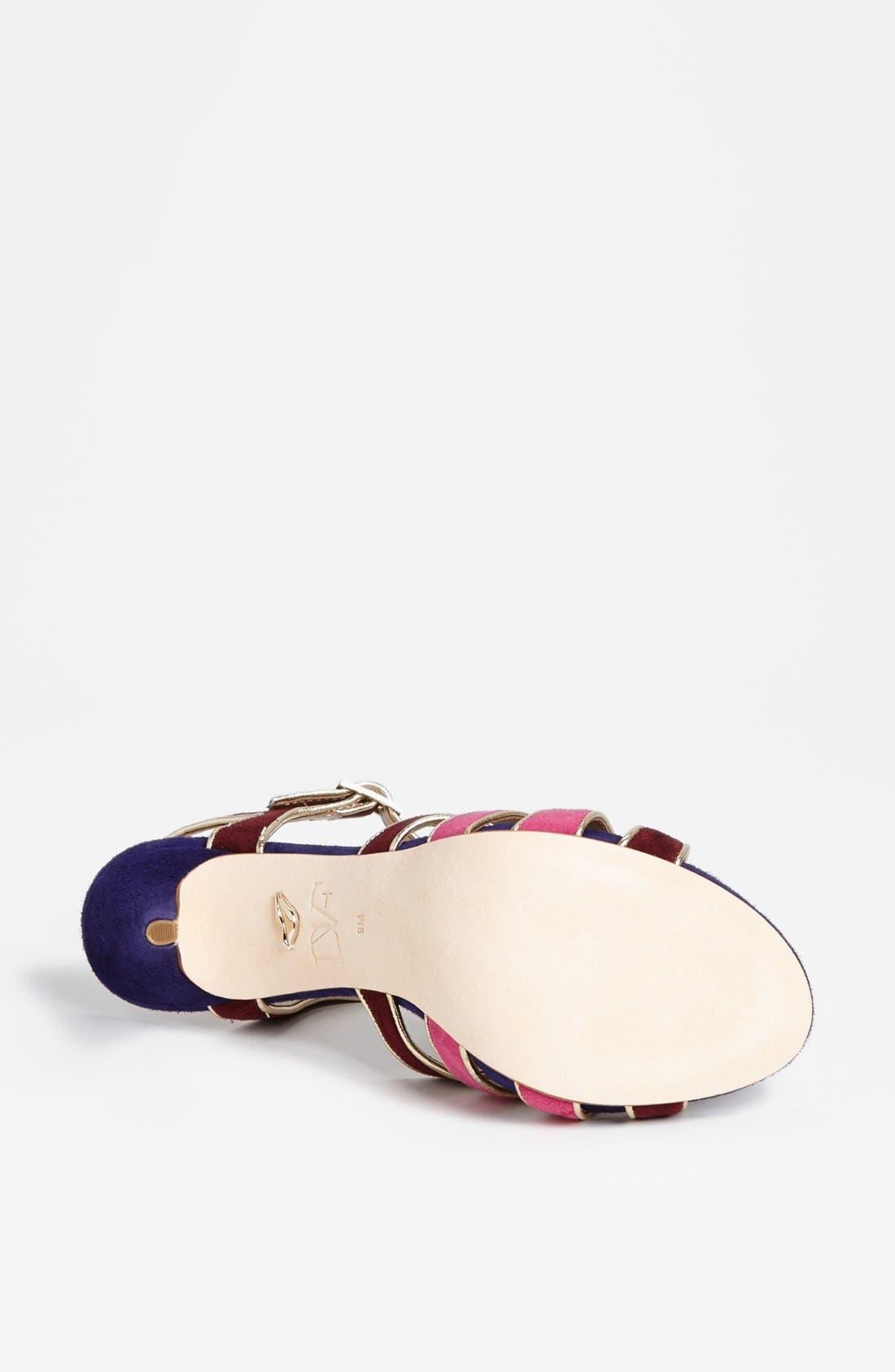 Alternate Image 3  - Diane von Furstenberg 'Julip' Sandal (Online Only)