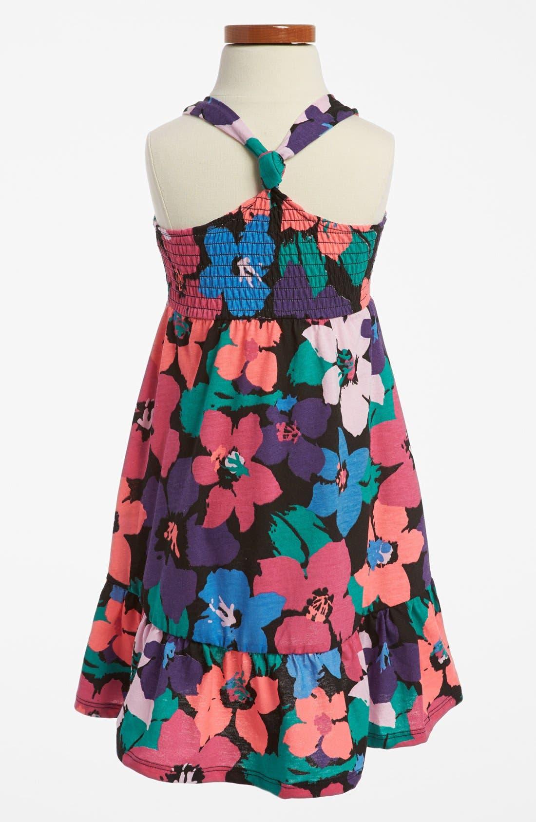 Alternate Image 2  - Roxy 'Sweet Summertime' Dress (Little Girls)