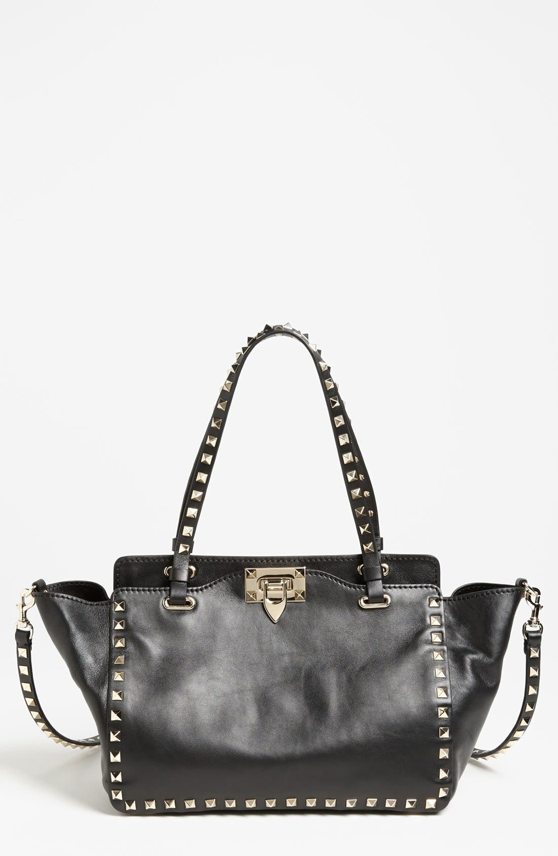 Alternate Image 1 Selected - Valentino 'Rockstud - Mini' Crossbody Bag