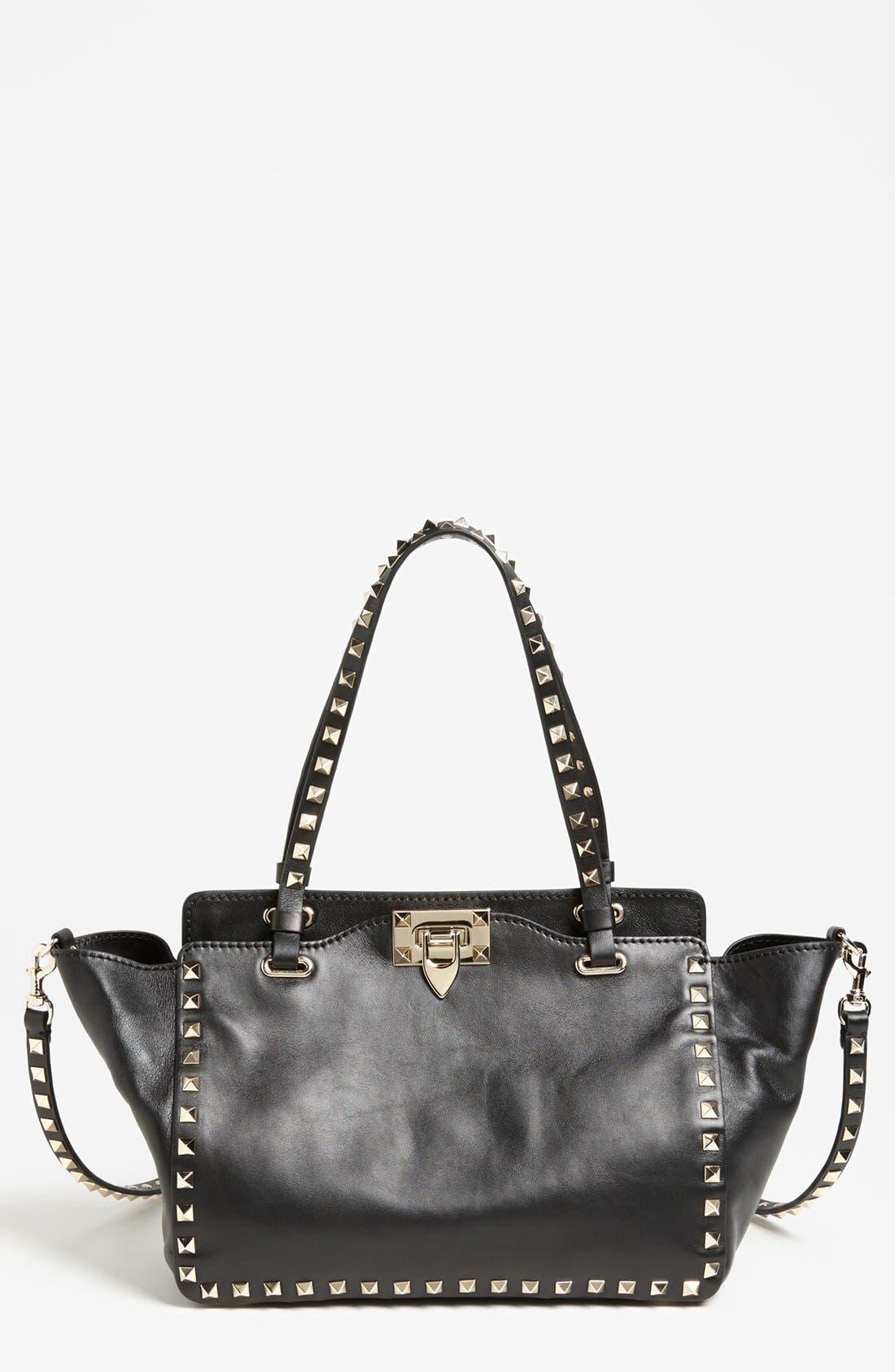 Main Image - Valentino 'Rockstud - Mini' Crossbody Bag