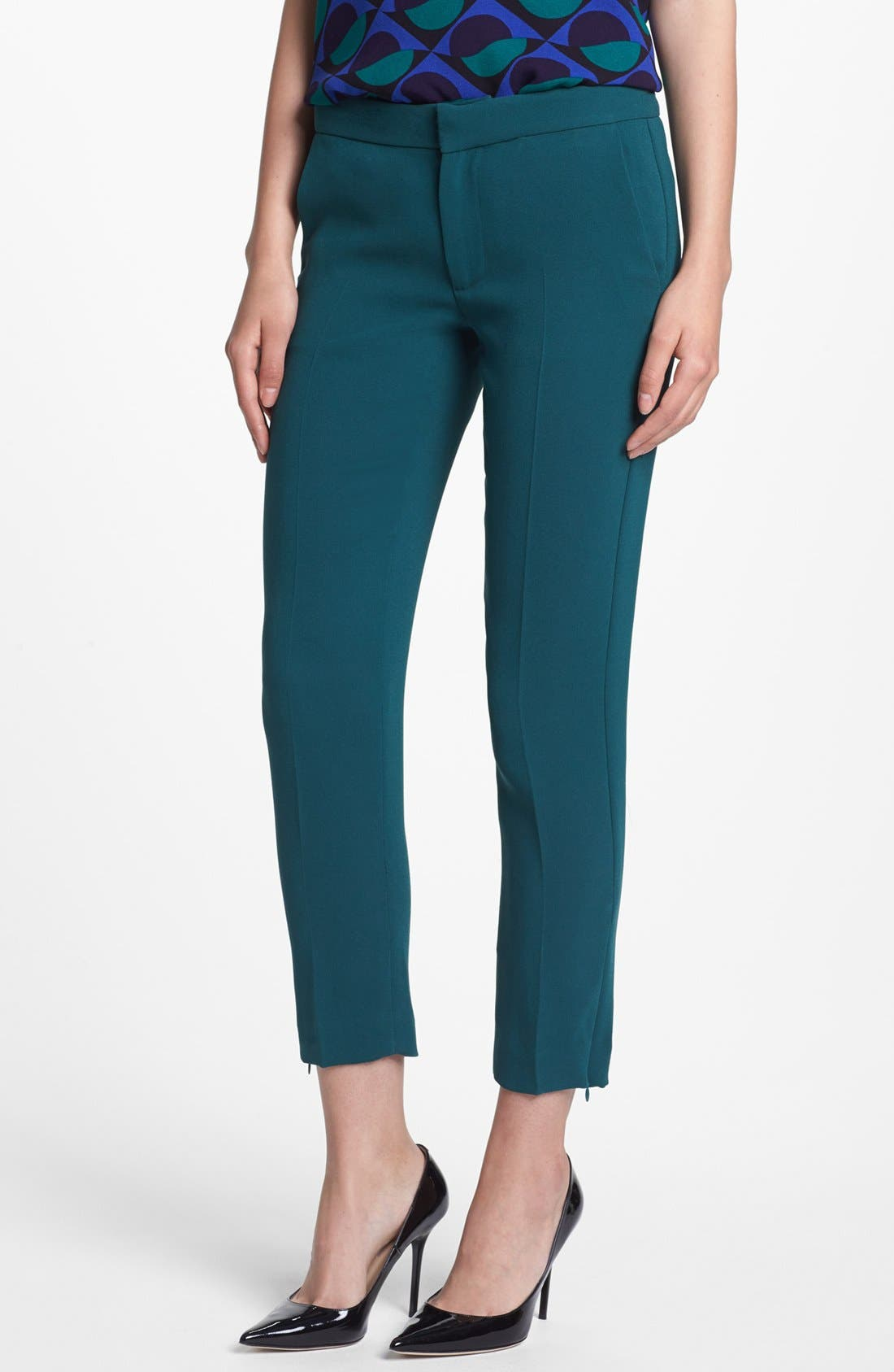 Alternate Image 1 Selected - MARC BY MARC JACOBS 'Sparks' Crepe Pants