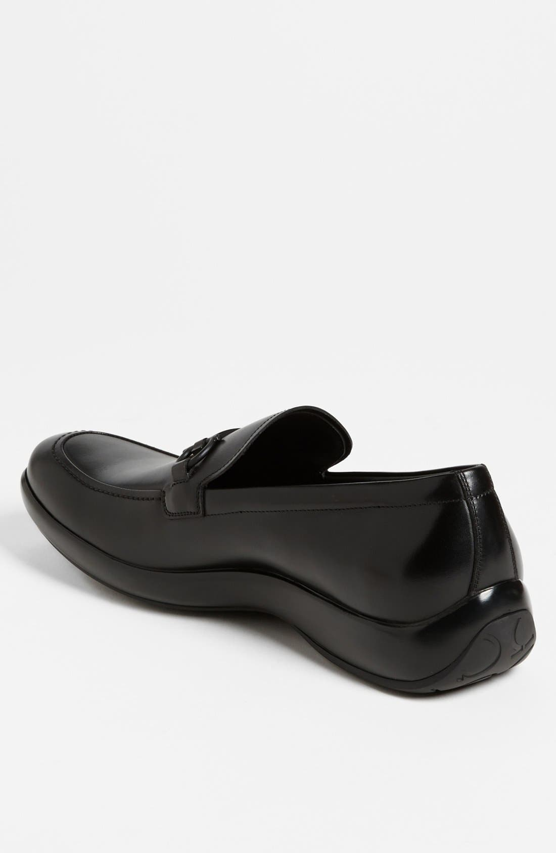 Alternate Image 2  - Salvatore Ferragamo 'Street' Bit Loafer