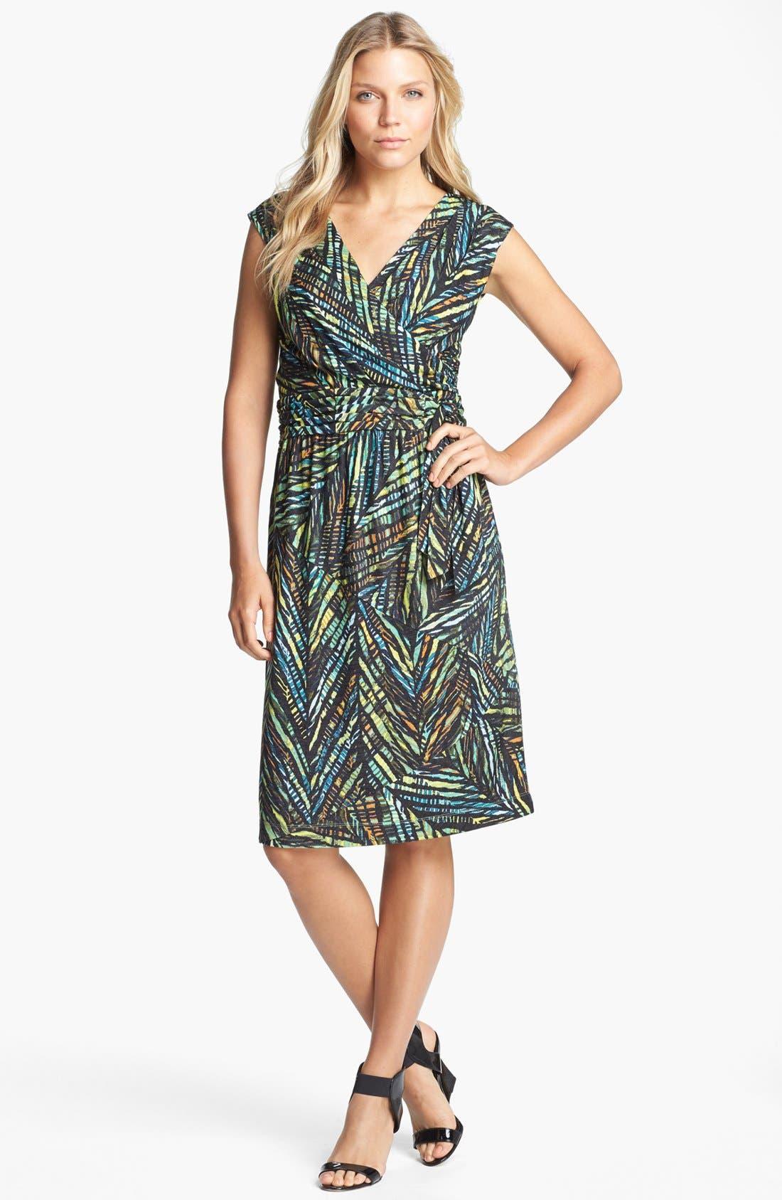 Alternate Image 1 Selected - NIC+ZOE Print Dress