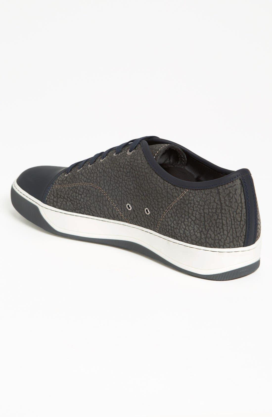 Alternate Image 2  - Lanvin Low Top Sneaker