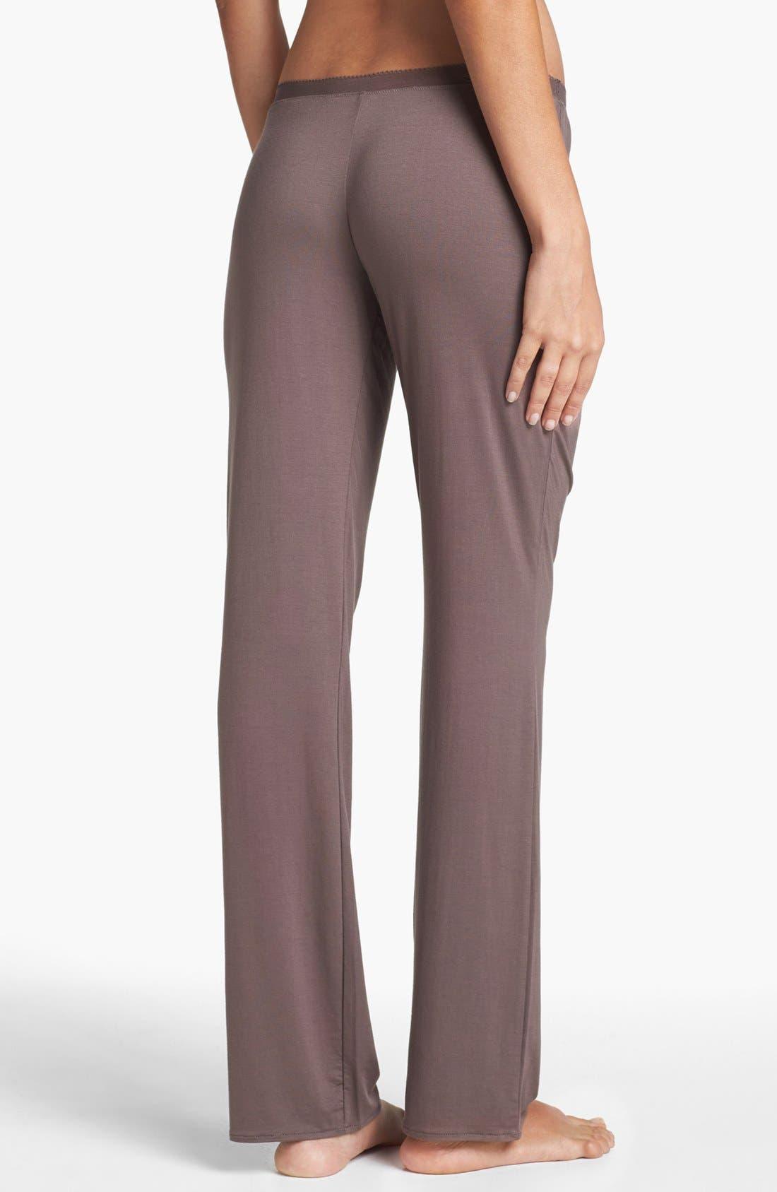 Alternate Image 2  - Calvin Klein 'Icon' Pajama Pants