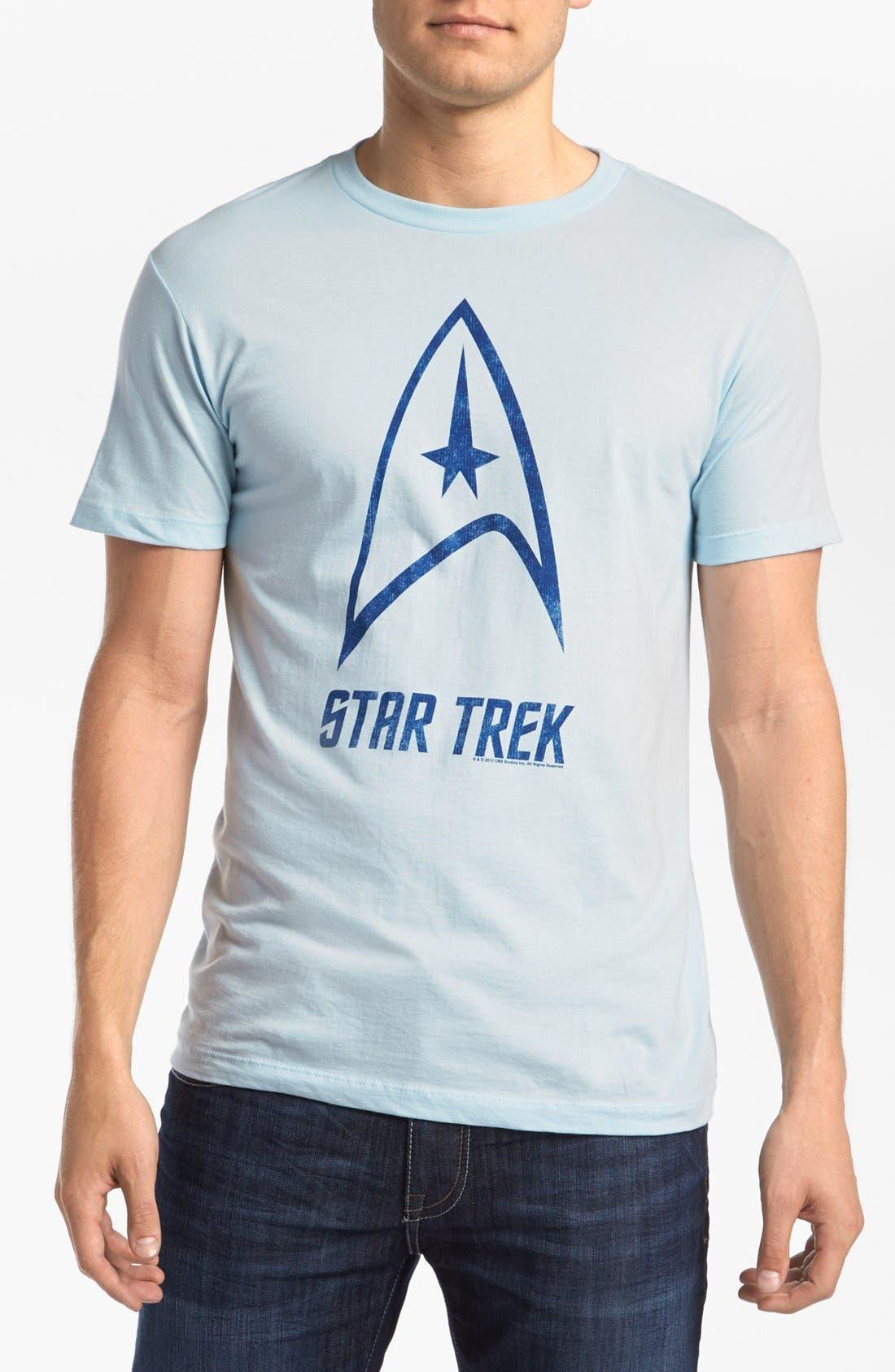 Alternate Image 1 Selected - Topless 'Star Trek' T-Shirt