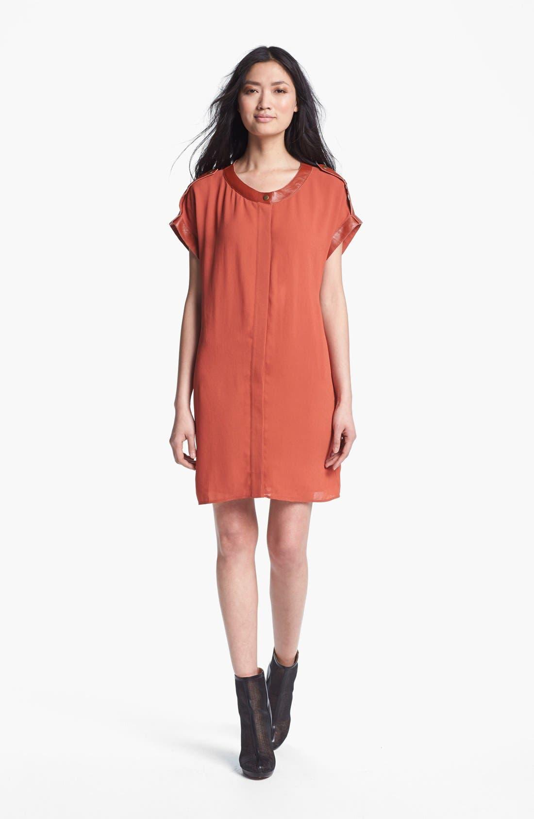 Alternate Image 1 Selected - Rachel Zoe 'Reyna' Crepe Dress