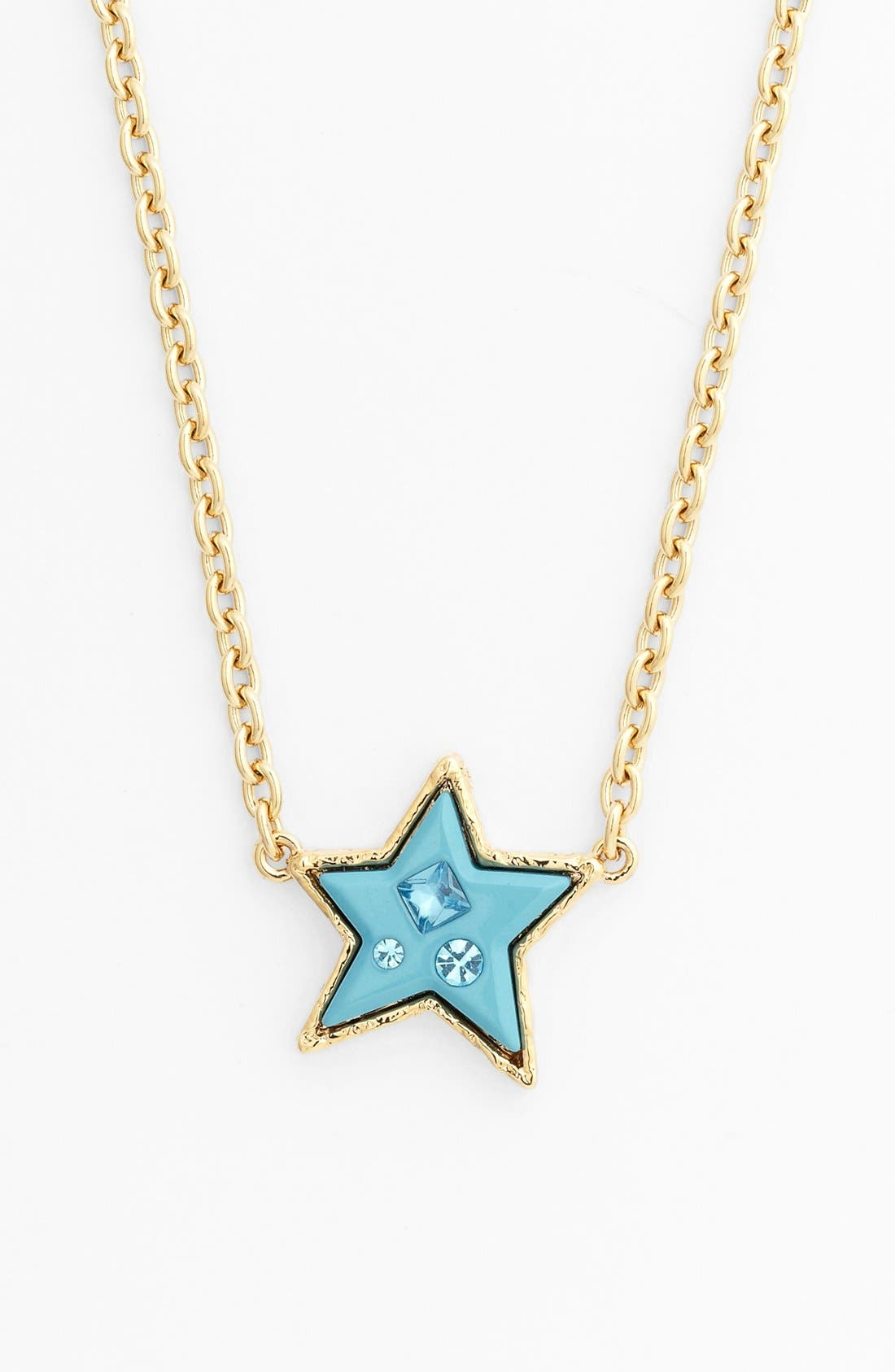 Main Image - MARC BY MARC JACOBS 'Reluctant Stars' Pendant Necklace (Online Only)