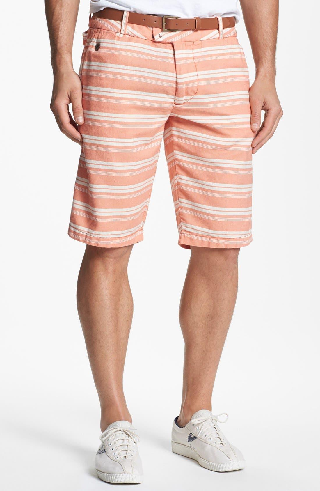 Main Image - Jet Lag Stripe Shorts